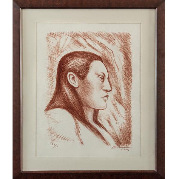 Retrato de Raúl Anguiano